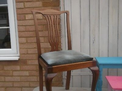 job lot of 6 vintage chairs and occ fables giveaway price  £ 9   the lot