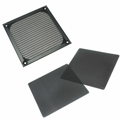 12X12cm Dust proof Case Fan Dust Filter PC Computer Mesh Wire Grill Guard