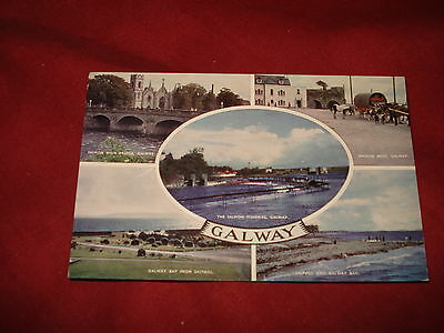 VINTAGE IRELAND: GALWAY multiview colour