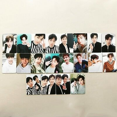 NU'EST W New Album W. Here ( Still Life Ver + Portrait Ver ) Photocard Full Set
