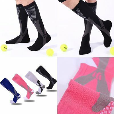 Compression Socks Pain Relief Calf Leg Foot Support Stockings S-XL Men & Womens