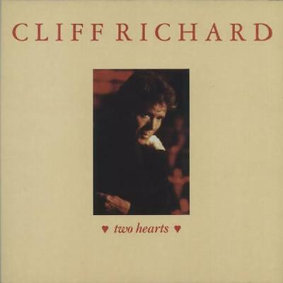 "Cliff Richard Two Hearts 12"" vinyl single record (Maxi) UK 12EMG42 EMI 1988"