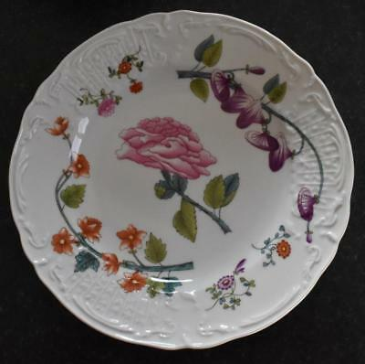 SCARCE PATTERN Herend handpainted plated, dated 1943 (A896)