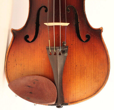 alte feine geige lab. V. Sannino 1905 violon old violin cello viola 小提琴 ヴァイオリン