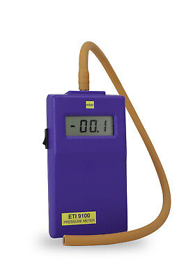 ETI 9100 Digital manometer / pressure meter