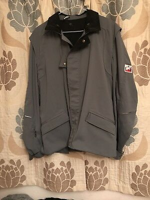 Ladies Gray Opox BSJA Competition Jacket