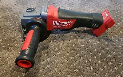 milwaukee 18v Fuel Angle Grinder M18CAG125XPD  rrp $287 skin only