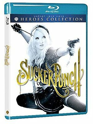 """sucker Punch"" Blu Ray Nuevo Y Precintado Con Castellano"