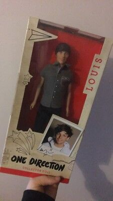 Louis Tomlinson One Direction Doll