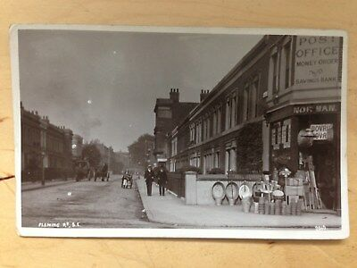 London RP Fleming Road S.E. Kennington by Card House  , Post Office