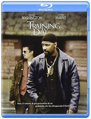 """training Day""  Blu Ray Nuevo Y Precintado Con Castellano"