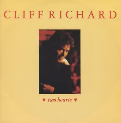 "Cliff Richard 12"" vinyl single record (Maxi) Two Hearts UK 12EM42 EMI 1988"