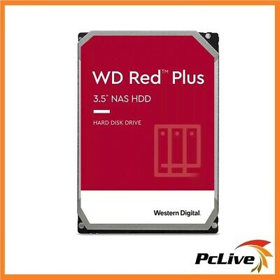 "Western Digital WD Red 3TB NAS Hard Drive Disk SATA III 3.5"" 64MB Cache WD30EFRX"