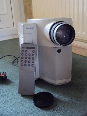 Sharp Vision LCD Projector XV-730H