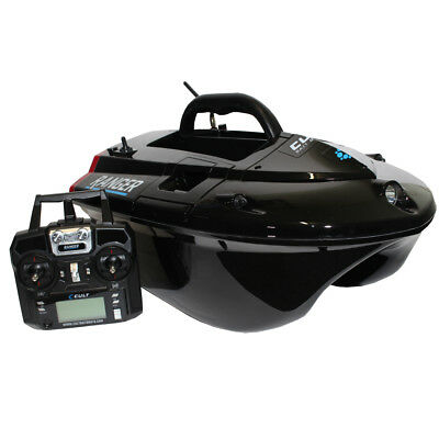 Cult Ranger Pro GPS Autopilot Baitboat NEW Carp Fishing Bait Boat LIPO Batteries