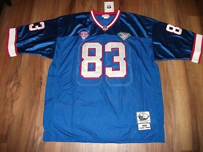 New W tags Vintage Buffalo Bills Andre Reed Mitchell   Ness Football Jersey  1994 7df385b9a