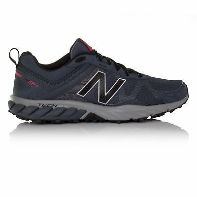 New Balance Mens MT610v5 Trail Running Shoes Trainers Footwear (2E Width) Blue