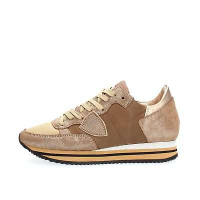 SNEAKERS Damen PHILIPPE MODEL PARIS THLD WZ09 TROPEZ Herbst/Winter