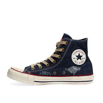 SNEAKERS Damen CONVERSE 156917 CT AS HI DENIM LTD Frühjahr/Sommer