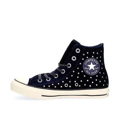SNEAKERS Damen CONVERSE 558992C CT AS HI VELVET STUDS Herbst/Winter