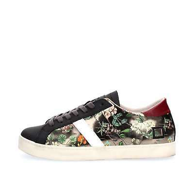 SNEAKERS Damen DATE HILL LOW MIRROR FLOWER Herbst/Winter