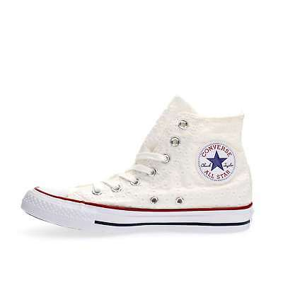SNEAKERS Damen CONVERSE 555978C CT AS HI COTTON EYLET Frühjahr/Sommer