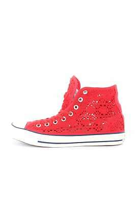 SNEAKERS Damen CONVERSE 552998C ALL STAR HI CROCHET Frühjahr/Sommer