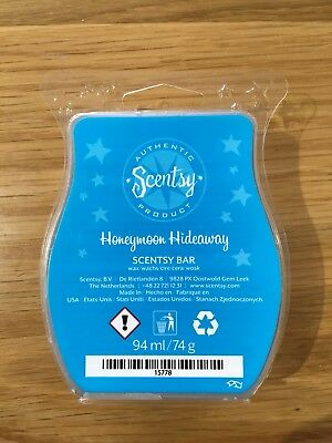 Scentsy HONEYMOON HIDEAWAY Wax Bar