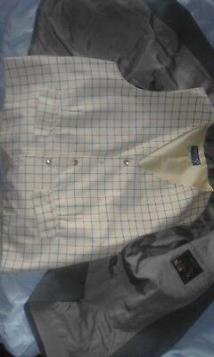 men's showing waistcoat size 46inch brand new without tags.