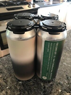 Tired Hands Brewing  - 4 Cans FIVE LEAVES LEFT (ii) DIPA