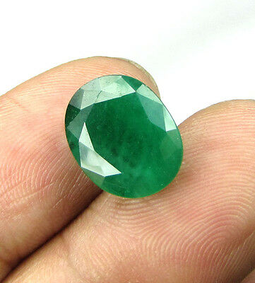 LAB CERTIFIED 6.10Cts NATURAL ZAMBIAN EMERALD