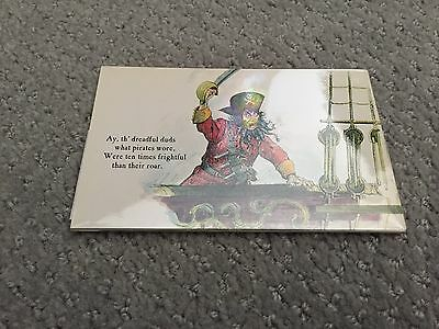 1993 Disney Convention reproduction postcards