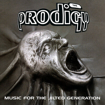 The Prodigy Music For The Jilted Generation New Sealed Double Vinyl Lp In Stock