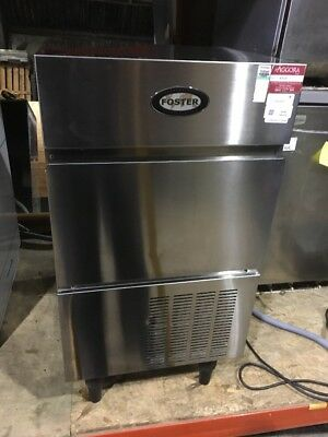 Fosters F40 Commercial Ice Machine 230V With Drain Pump