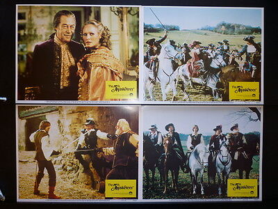 1979 The 5Th Musketeer 8 Lc Set Nm Ursula Andress