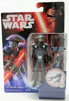 "Star Wars Force Awakens Fifth Brother Inquisitor 3.75"" Action Figure Toy"