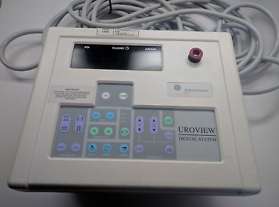 GE Medical Systems Uroview 2800 Digital System X-ray Controls 00-884198-01