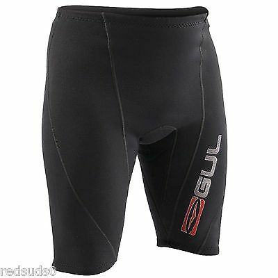 Gul 2Mm Response Wetsuit Shorts Neoprene Kayak Canoe Surf Sail Cycling Xxlarge