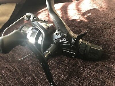 Mint Shimano Baitrunner ST6000 RB Match Fishing Reel - Carp Reel