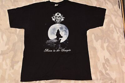 Limbonic Art -Moon in the scorpio T-shirt XL