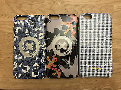 Mimco & Oroton iPhone 6 Plus Cases x 3