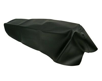 2EXTREME seat cover black for Aprilia Rally 50 AC, SR 50