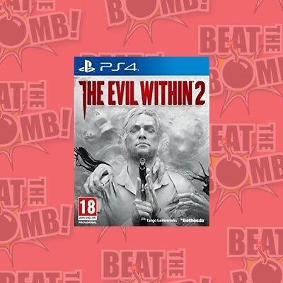 The Evil Within 2 (pal Import)  - PlayStation 4 game - BRAND NEW