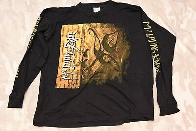 My Dying Bride -  Meisterwerk Long Sleeve Shirt XL RARE