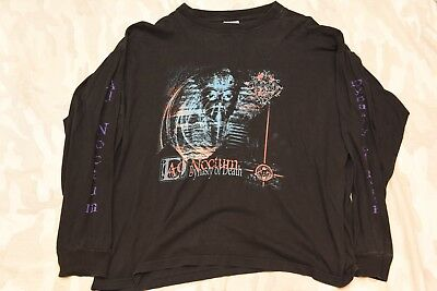 LIMBONIC ART - Ad Noctum-Dynasty Of Death Long Sleeve Shirt XL RARE