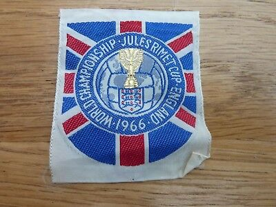 1966 Original World Cup Material Patch
