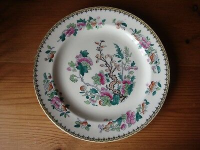 Antique Royal Doulton Indian Tree Plate 21.5cm - Pattern D.3164 - January 1910