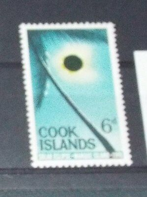 Isole Cook  - 1965 : Eclisse di sole - Val.  1  - MNH **