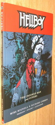 Hellboy: The Crooked Man And Others Trade Paperback, Mike Mignola