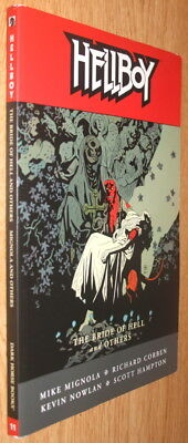 Hellboy: The Bride Of Hell And Others Trade Paperback, Mike Mignola